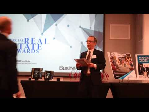 Clips from the 2018 Commercial Real Estate Awards