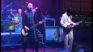 Smashing Pumpkins Late Show - I of the Mourning