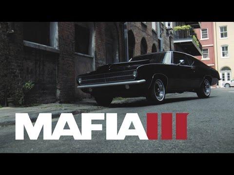 Car Wreck caught on camera!!! Driving like a mad man - Mafia III