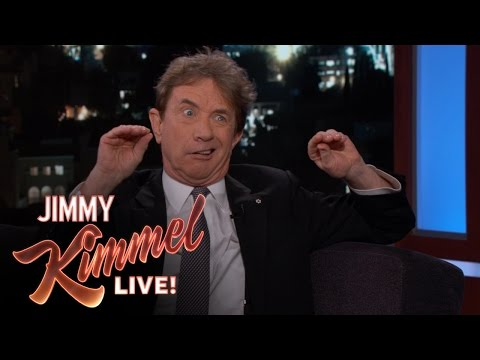 Martin Short on Hollywood Parties, the Oscars & Carrie Fisher
