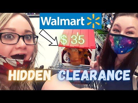 WALMART HIDDEN CLEARANCE | SHOP WITH ME!