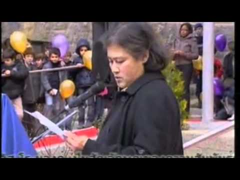 HRH Princess Maha Chakri Sirindhorn's Speech in French