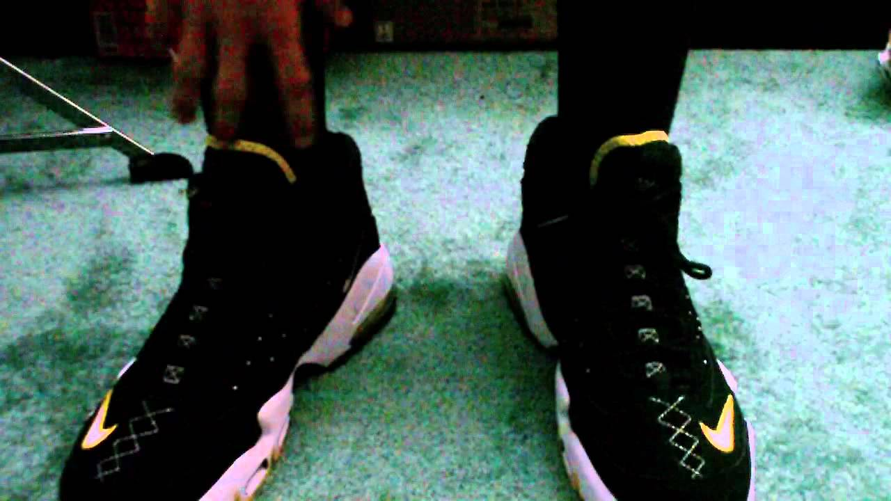 43bd03bba6bc76 Nike Air Griffey Max II On Feet Review - YouTube