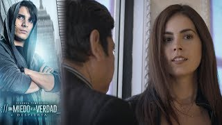 Resumen: ¡Escamilla descubre que Andrea quiere traicionarlo! | Sin miedo a la verdad II