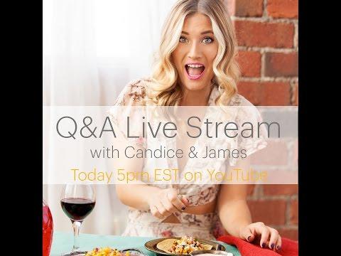 Ask Me Anything | Vegan Friday Live Stream | The Edgy Veg