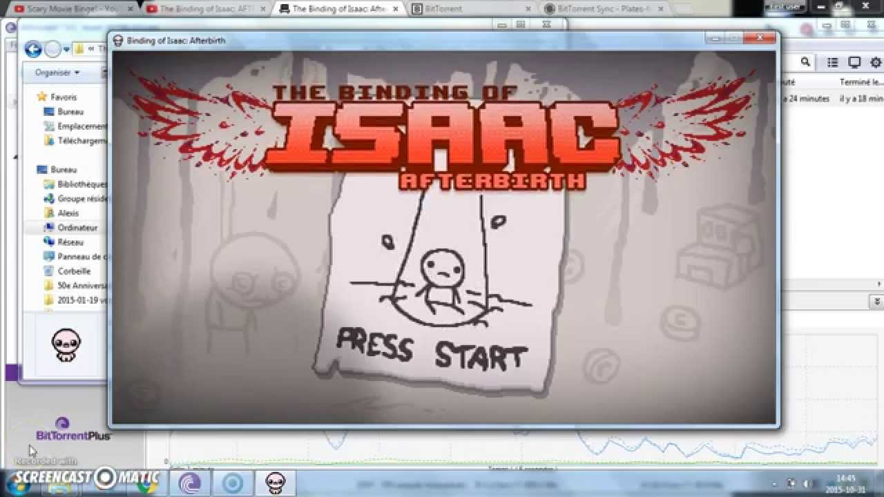 the binding of isaac afterbirth torrent