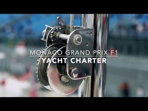 MONACO YACHT CHARTER F1