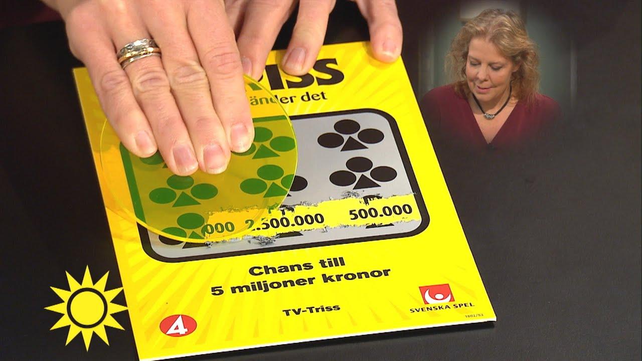 Ensamstående Mikaela skrapade fram en vinst till henne och sonen - Nyhetsmorgon (TV4)