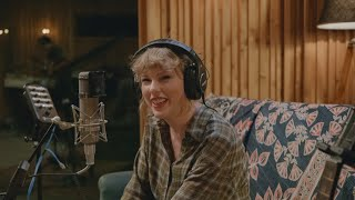 Taylor Swift - august (studio sessions)