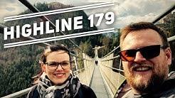 Adrenalin Kick auf der Highline 179 | Hochseilbrücke | Reutte Tirol | Urlaubs VLOG