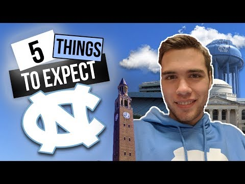 5 Things To Expect As A Student At UNC Chapel Hill