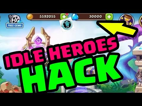 Idle Heroes Hack - Idle Heroes Free Gems & Gold Cheats - Android & IOS