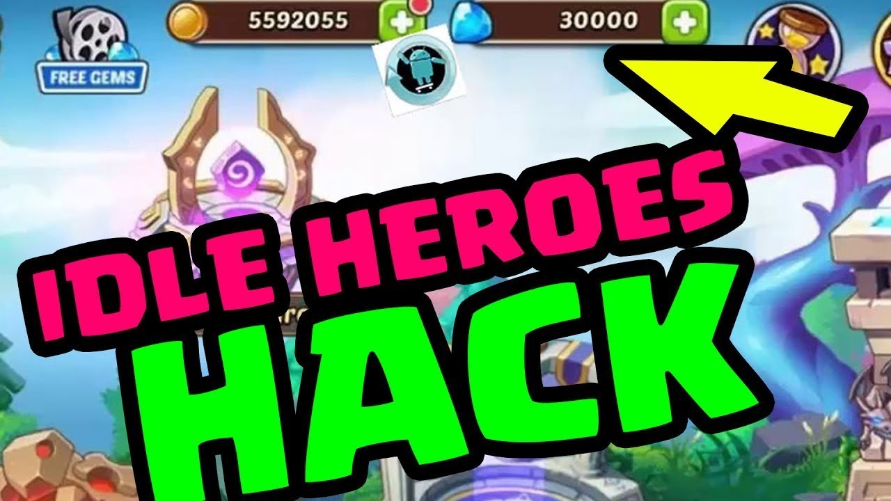 Image result for Idle heroes hack cheat