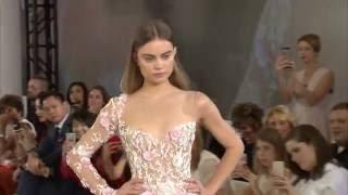 Красивые свадебные платья на показе Ines Di Santo Spring 2017 Couture Collection
