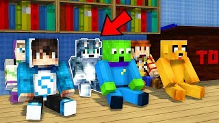 ¡IMPOSIBLE ENCONTRARME ESCONDIDO COMO JUGUETE! 😱😂 - MINECRAFT ESCONDITE