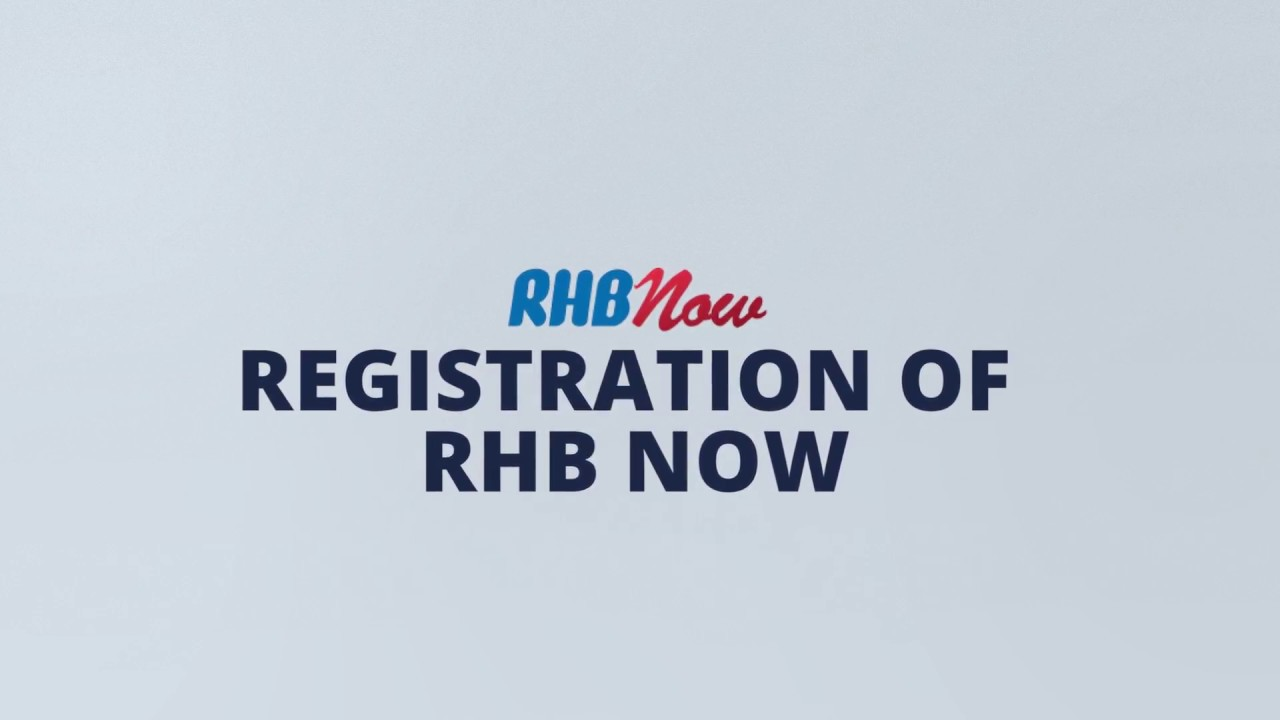 Welcome to RHB Banking Group
