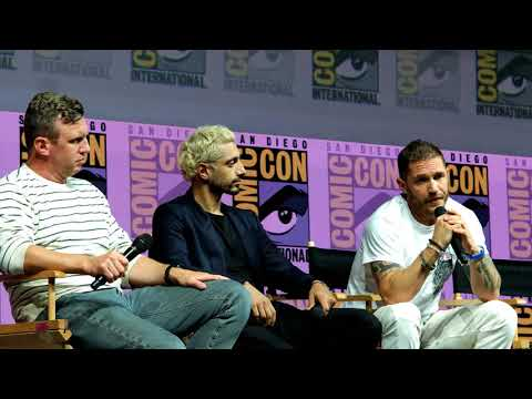 """Venom"" - Full SDCC Panel - Tom Hardy - July 20, 2018"