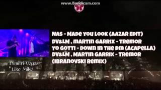 Made You Look vs Tremor vs Down In The DM (DV&LM Tomorrowland 2016 EDIT)