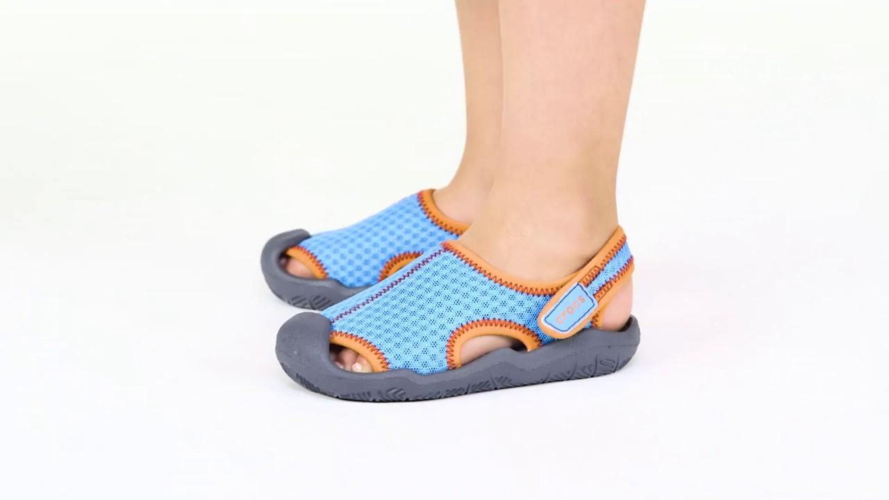 Koobee.gr - Crocs Swiftwater Sandal K