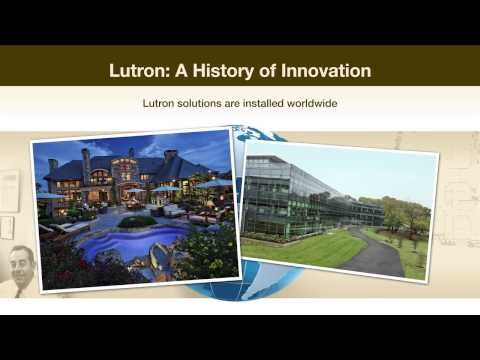 Lutron: A History of Innovation