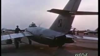 Defilada Wojska Polskiego LWP - Warszawa 1959 Pokaz uzbrojenia