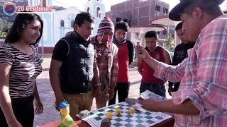El CHARLATÁN con el juego del TRILEROS cae en su propia TRAMPA | PARTE  1
