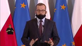 Konferencja premiera i ministra rolnictwa - 12 października 2020 r.