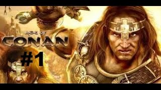 AGE OF CONAN UNCHAINED GAMEPLAY ESPAÑOL #1