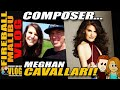 Hollywood Music Composer MEGAN CAVALLARI on the Vlog! - FMV359