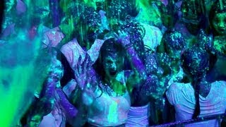 Paint Glow Black Light Party Mondial - Third Edition