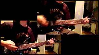 Miss May I - Masses Of A Dying Breed (Dual Guitar Cover)