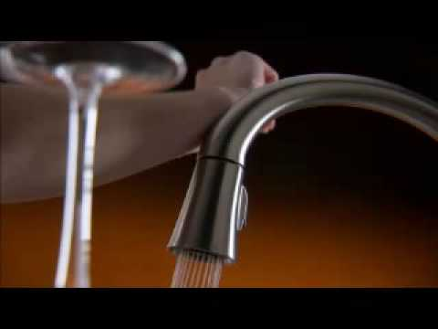touch sensitive kitchen faucet touch sensitive kitchen faucet 22387