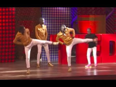 Dance Performance | Triplets Ghetto Kids