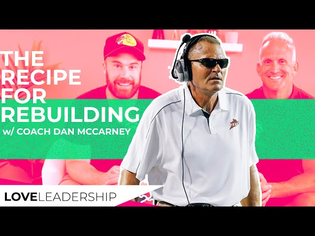 The Recipe for Rebuilding with Coach Dan McCarney