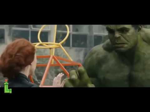 HULK vs IRON MAN best  Fight scene in avengers 2 fmovie