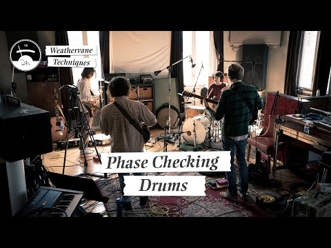 Checking Drum Phase | Weathervane Techniques