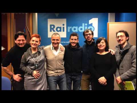 BRASIL Radio RAI UNO con Gianluca Marino (JAZZ AND BOSSA FOR CLASSICAL GuitaR)