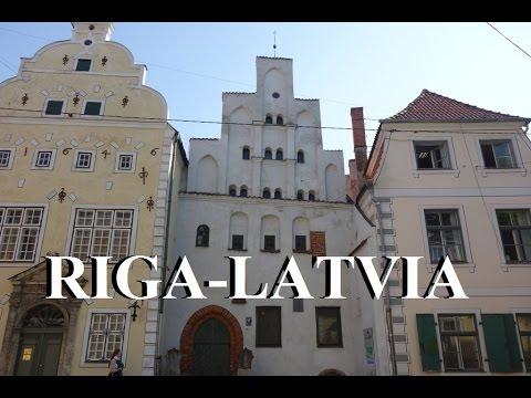 Latvia/Riga (Walking tour Bastion Hill) Part 6