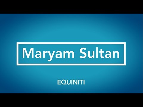 EQ Futures 2017 - Maryam Sultan