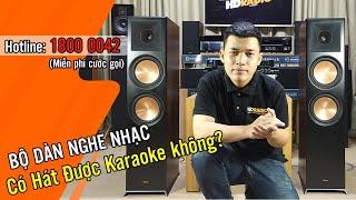 Biến Dàn Âm Thanh Nghe Nhạc Thành Dàn Hát Karaoke! CÓ ĐƯỢC KHÔNG?