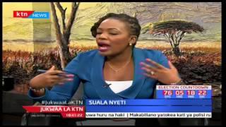 Jukwaa la KTN: Suala Nyeti - Pingamizi kwa SGR [Sehemu ya Pili]