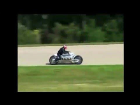Dodge tomahawk motor cycle best trail america