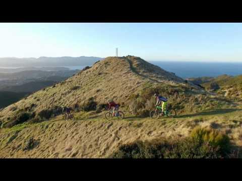 Wellington Mountain Biking - Polhill