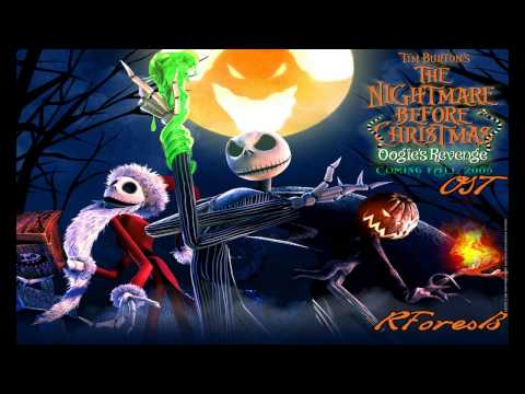 The Nightmare Before Christmas: Oogie's Revenge - OST