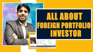 Foreign Portfolio Investor and Designated Depository Participant (CS EXECUTIVE)