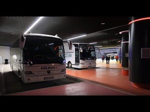 Nowy Dworzec Autobusowy we Wrocławiu - Wroclavia