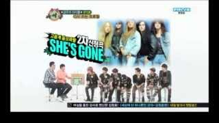 Eunkwang high notes (Weekly Idol - BTOB)