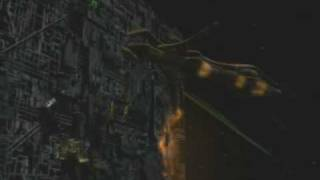 Terrible Terrible Damage -- The Borg vs Species 8472