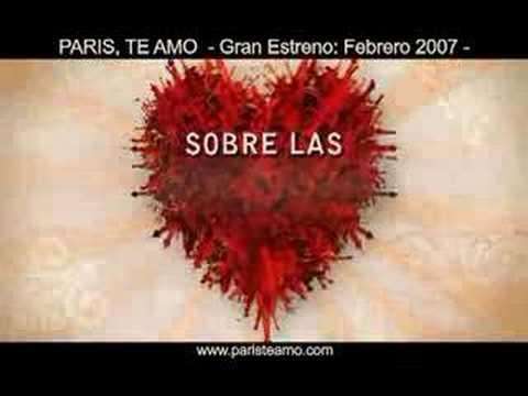 París, Te amo Trailer Paris, Je T'aime