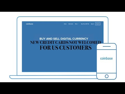 Coinbase Cuts Off New Credit Cards for US Customers | Unable To Offer A Smooth Experience